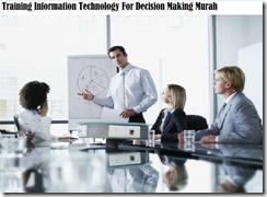 training konsep dasar sistem informasi murah