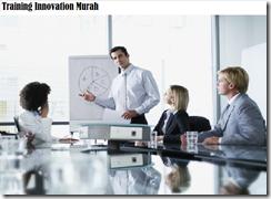 training menumbuhkan inovasi dan gairah dalam bekerja murah