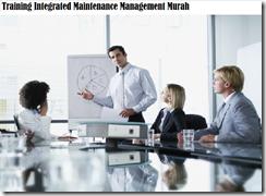 training konsep integrated maintenance management murah